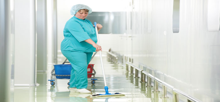 HEALTH AND LEISURE CLEANING SERVICES